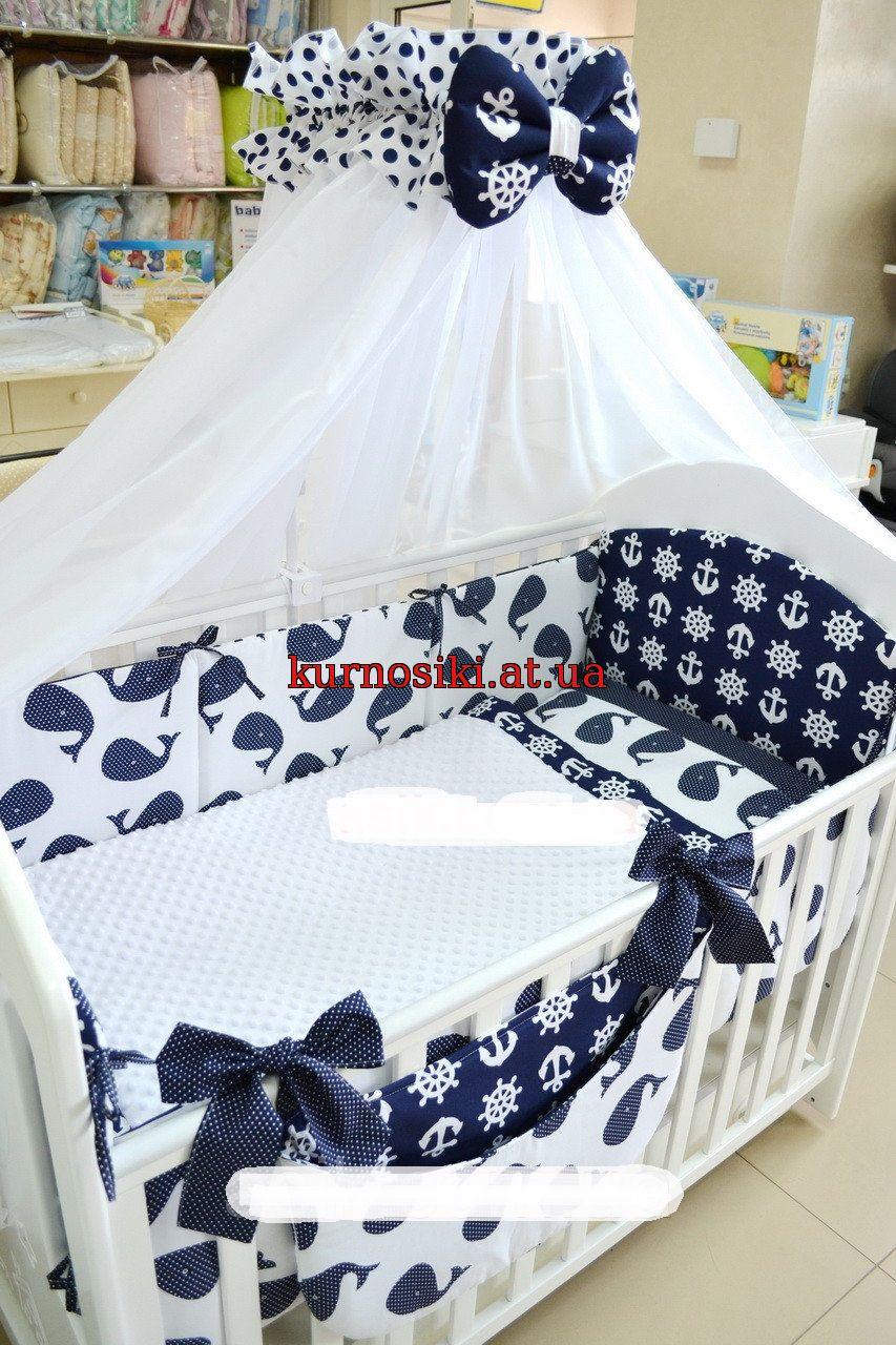 Ціна  1650-1850 грн. Модний набір дитячої постелі ... 5526fa4448275