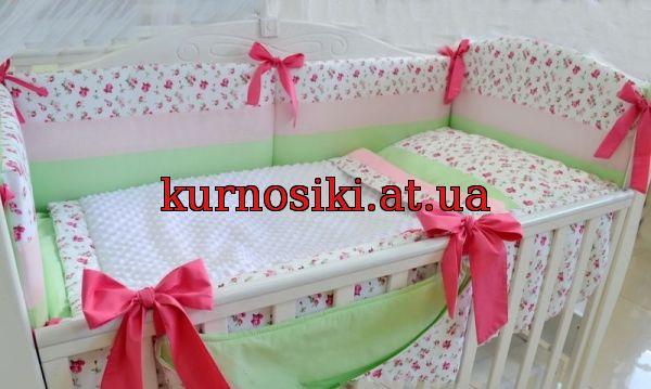 Основні характеристики дитячої постелі ASIK з плюшем