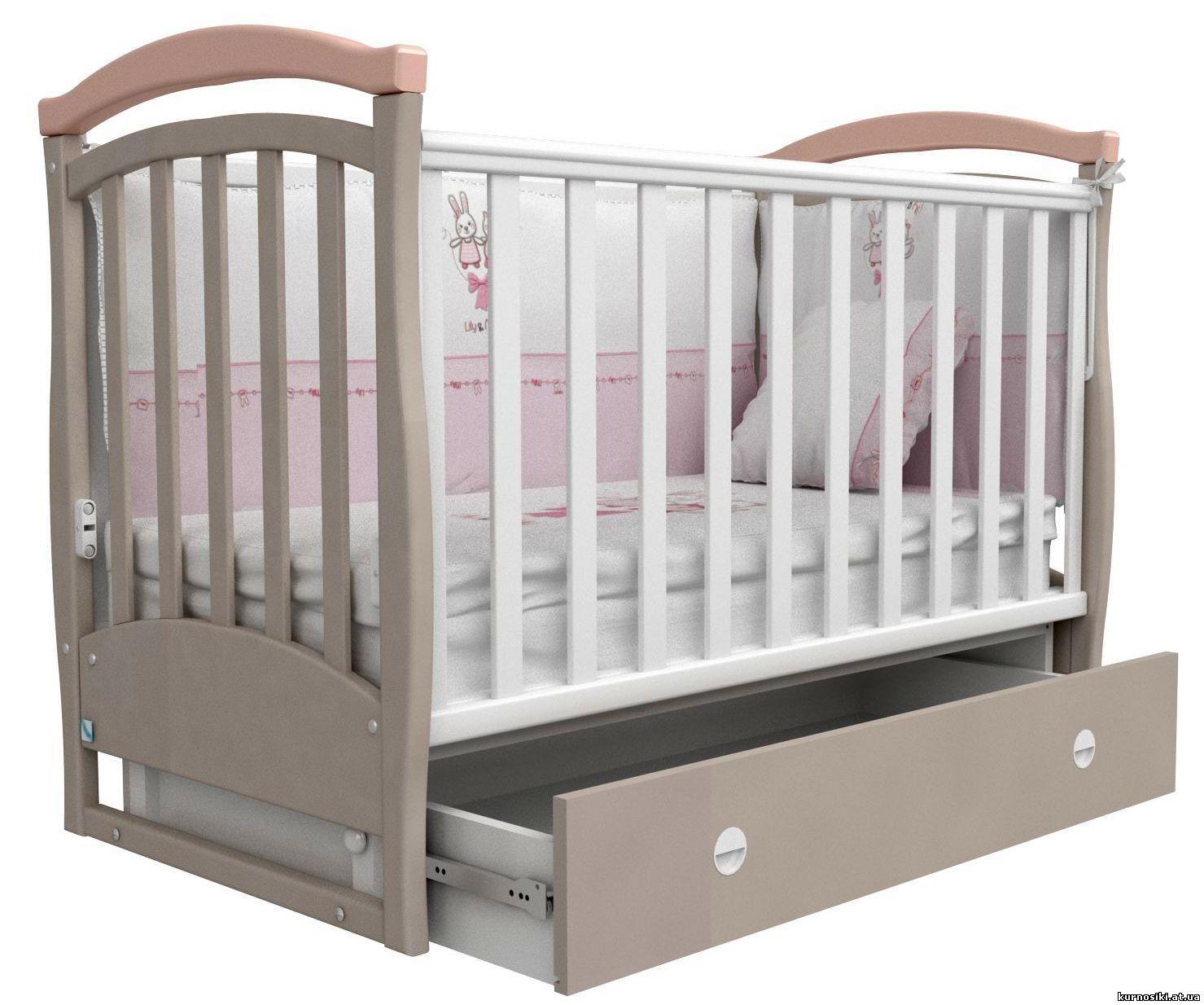 Дитяче ліжечко Верес Соня ЛД6 - новинка 2013 року від відомого виробника  диячих меблів в Україні. Це - дуже комфортна b745858c74399